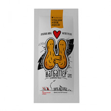Паста арахисовая СквизПак Nutbutter, 32 гр