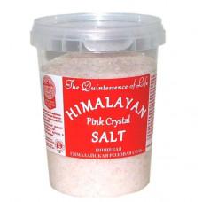 Гималайская розовая соль пищевая, мелкий помол, 284 гр