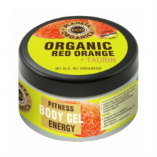 """Гель для тела моделирующий """"Organic golden orange"""", 300 мл"""