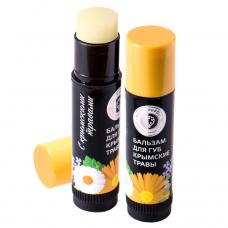 Бальзам для губ Крымские травы, 6 гр