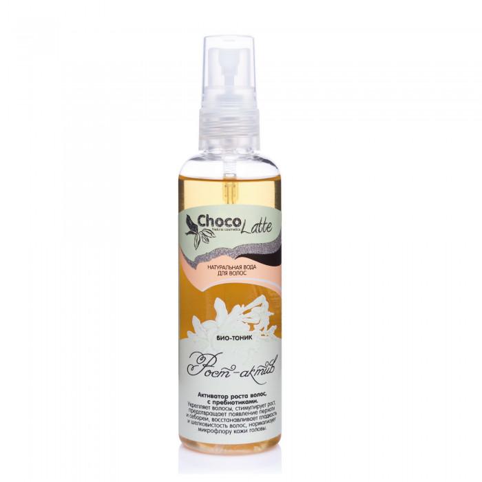 Натуральная вода для волос БИО-ТОНИК с пребиотиками РОСТ-АКТИВ, активатор роста, 100 мл