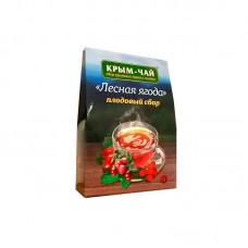 Крым чай плодовый сбор «Лесная ягода», 130 гр