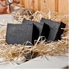 Натуральное мыло Фен-шуй (с древесным углем), 120 гр