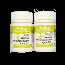 Бифидокосметика - Дневной провитаминный крем 20+, 60 мл