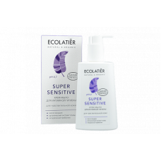 Крем-мыло для интимной гигиены Super Sensitive для чувствительной кожи, 250 мл