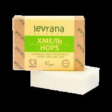 Натуральное мыло Хмель levrana, 100 гр