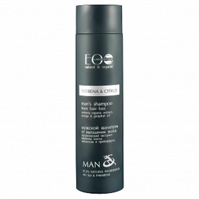 Шампунь для волос для мужчин Против выпадения Ecolab, 250 мл