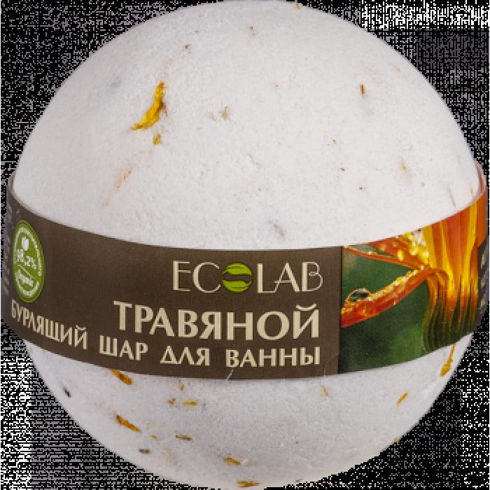 """Бурлящий шар для ванны """"Примула и Зеленый чай"""" , 220 гр"""