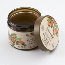 Мыло для тела и волос Глубокое восстановление Organic Argana, 350 мл