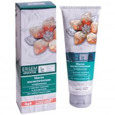 Маска для лица косметическая олифеновая с маслом персика и коллагеном, 120 мл