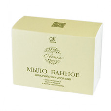 Банное мыло «Овсянка», 120 гр