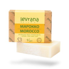 Натуральное мыло Марокко levrana, 100 гр