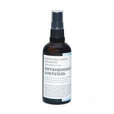 """Сыворотка-термозащита для волос """"Витаминный коктейль"""", 100 мл"""