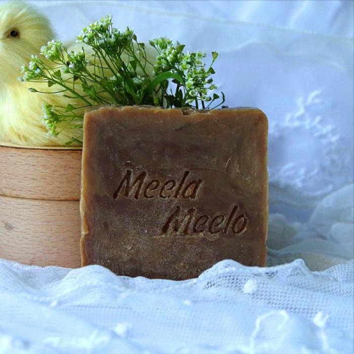 Натуральное мыло «Бочка дегтя», 100 гр