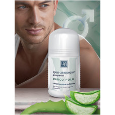 Крем-дезодорант «Marco Polo» для мужчин, аромат по мотивам Marc O'Polo Pure, 70 гр