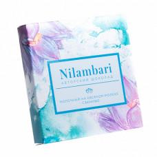Шоколад Nilambari на овсяном молоке с ванилью, 65 гр