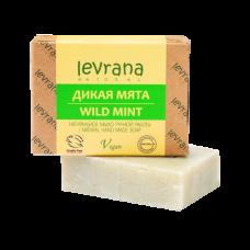Натуральное мыло Дикая Мята levrana, 100 гр