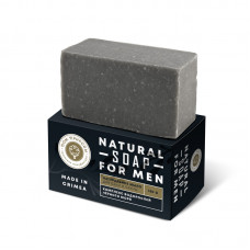 """Натуральное мыло мужское """"Для бани и сауны"""", 180 гр"""