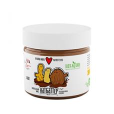 """Паста """"Шоколадный микс"""" из кешью, кокоса и арахиса Nutbutter, 320 гр"""