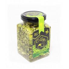 Акациевый мёд с тыквенными семечками, 250 мл