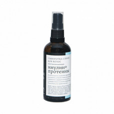 """Сыворотка-спрей для волос """"Инулин + Протеины"""", 100 мл"""