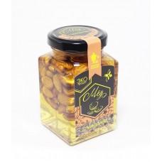 Акациевый мёд с миндалем, 300 гр