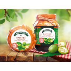 Варенье из зеленых грецких орехов, 600 гр