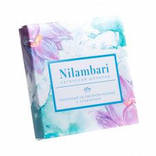 Шоколад Nilambari на овсяном молоке с клубникой, 65 гр