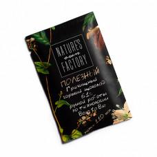 Горький шоколад 61% с гречишным чаем, 20 гр